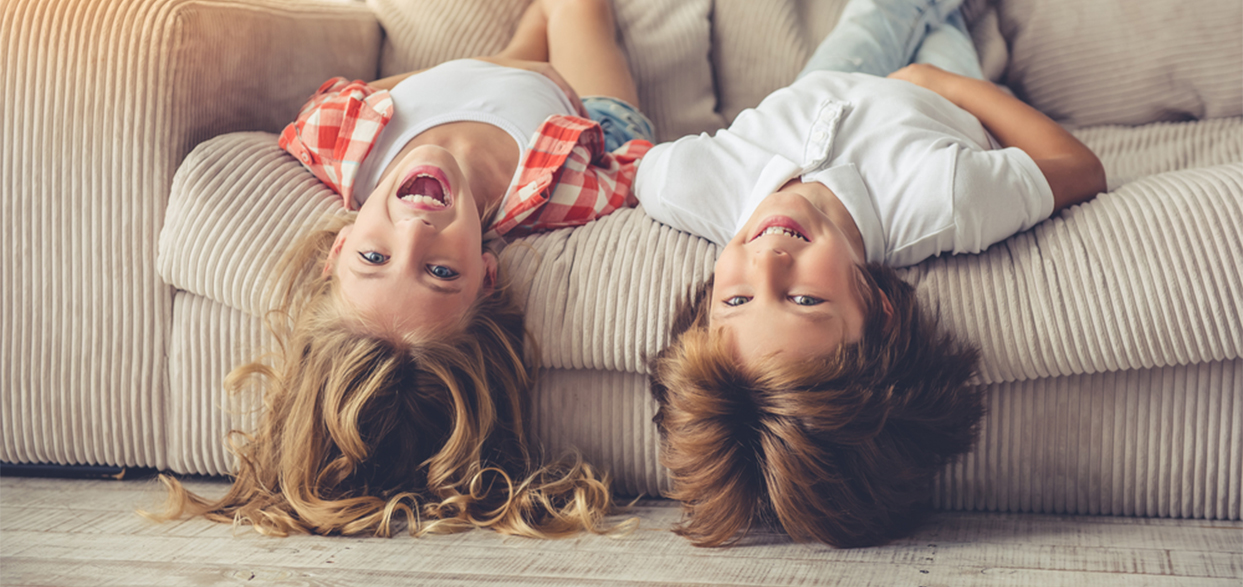 Cuatro ideas sencillas para entretener a los niños en casa este verano