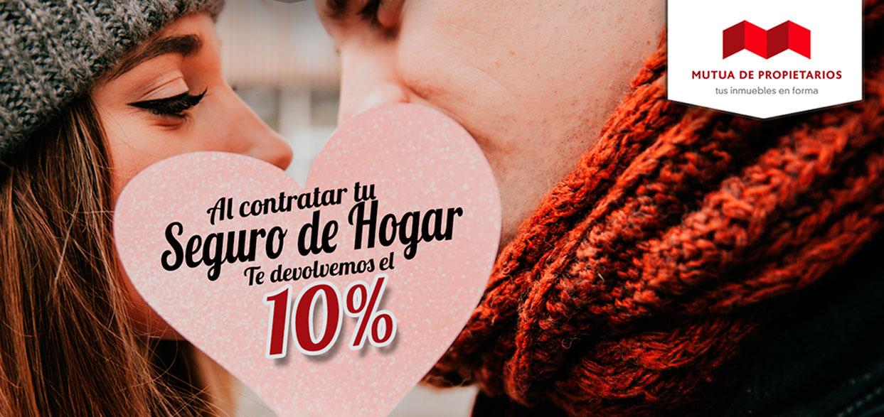 Nueva Promoción Hogar 2019 ¡Te devolvemos el 10%!