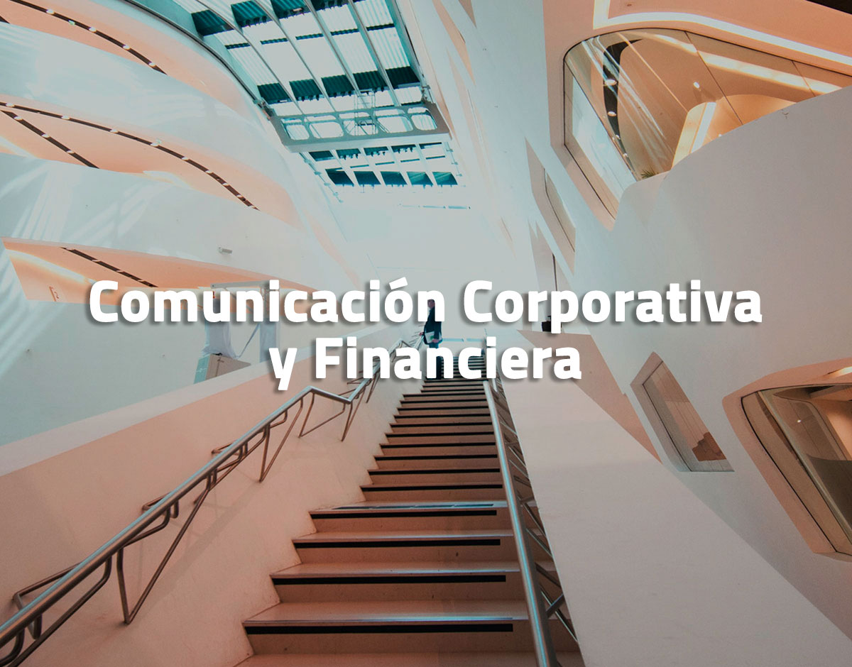 Comunicación Corporativa y Financiera